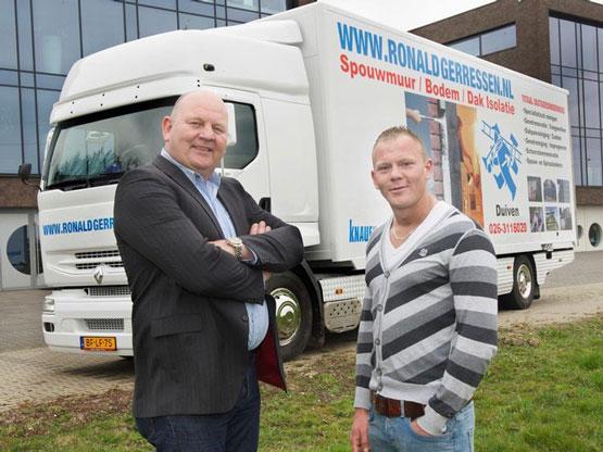 Spouwmuurisolatie in Arnhem en Duiven